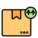 Packaging Package Warehouse Storage Icon