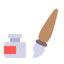 Paint Color Brush Icon