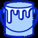 Paint Bucket Bucket Color Icon