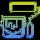 Paint Jar Icon