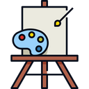 Painting Paint Art Icon