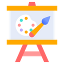 Paintings Icon