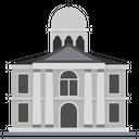 Palace Castle Landmark Icon