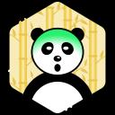 Panda Sick Face Icon