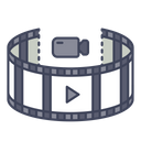 Panorama View Video Icon