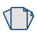 Paper Document Papers Icon
