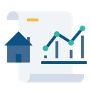 Paper Document Property Icon