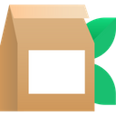 Paper Package Icon