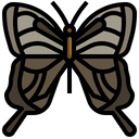 Papilio Machaon Insect Collecting Entomology Icon