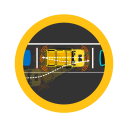 Parallel Parking Assist Icon