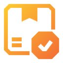 Parcel Check Icon
