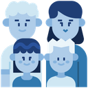 Parents Children Child Icon