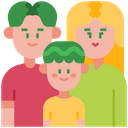 Parents And Kid Parents Kid Icon