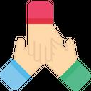Partnership Partners Team Icon