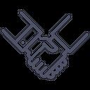Partnership Deal Shakehand Icon
