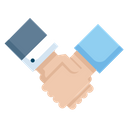 Partnership Deal Shakehand Icon