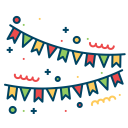 Party Popper Decoration Icon