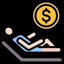Passive Income Daydream Revenue Icon