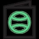 Passport Document Identification Icon