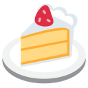 Pastry Short Cake Icon
