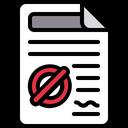 Patent paper Icon