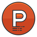 Path Social Media Icon