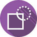 Path Object Tool Icon