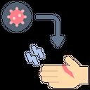 Pathogen Spread Icon