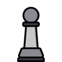 Pawn Soldier One Step Icon