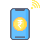 Pay by e-wallet Icon