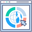 Pay Per Click Cost Per Click Ecommerce Icon