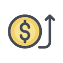 Payment Moneytransaction Bank Icon