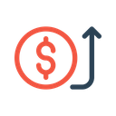 Payment Send Bank Icon