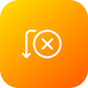 Payment Send Fail Icon