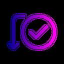 Payment Send Verify Icon