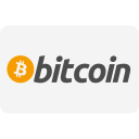 Payment Bitcoin Card Icon