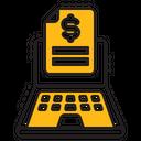 Payment Receipt Payment Receipt Icon