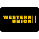 Payment Western Union Icon