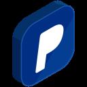 Paypal Social Media Icon