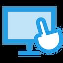 Pc Touch Touchscreen Icon