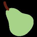 Pear Fruit Emoj Icon
