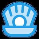 Pearl Shell Ocean Icon