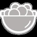Pedicure Bowl Icon