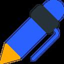 Pen Tool Write Icon