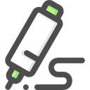 Pen Write Stationary Icon