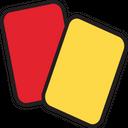 Artboard Penalty Card Yellow Card Icon