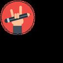 Pencil Edit Hand Icon