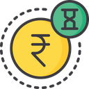 Pending Payment Pending Money Transfer Icon