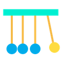 Research Physics Science Icon