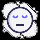 Pensive Icon